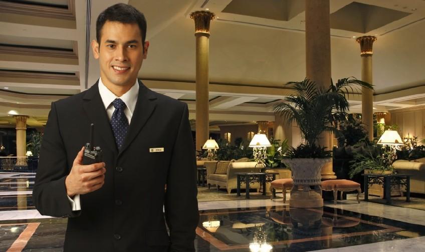 海能達酒店行業專業通信解決方案