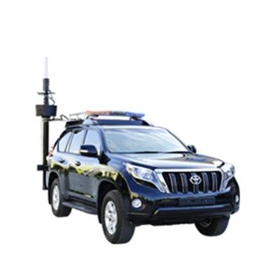 小型公安通信指揮車