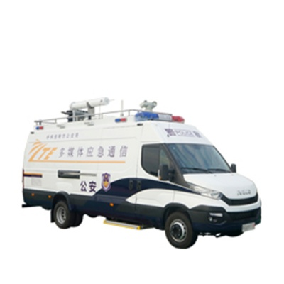 中型公安通信指揮車