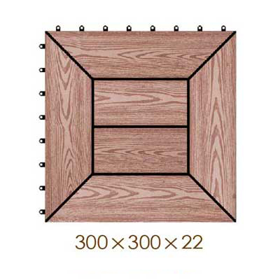 DIY拼接地板YQ04