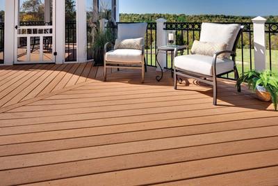 塑木地板安装方法