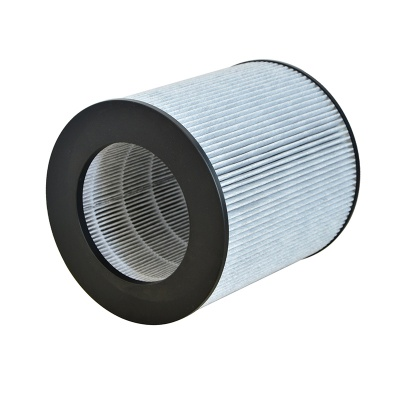 Custom Cylinder air filter Industrial, pharmaceutical,chemical use Cartridge filter