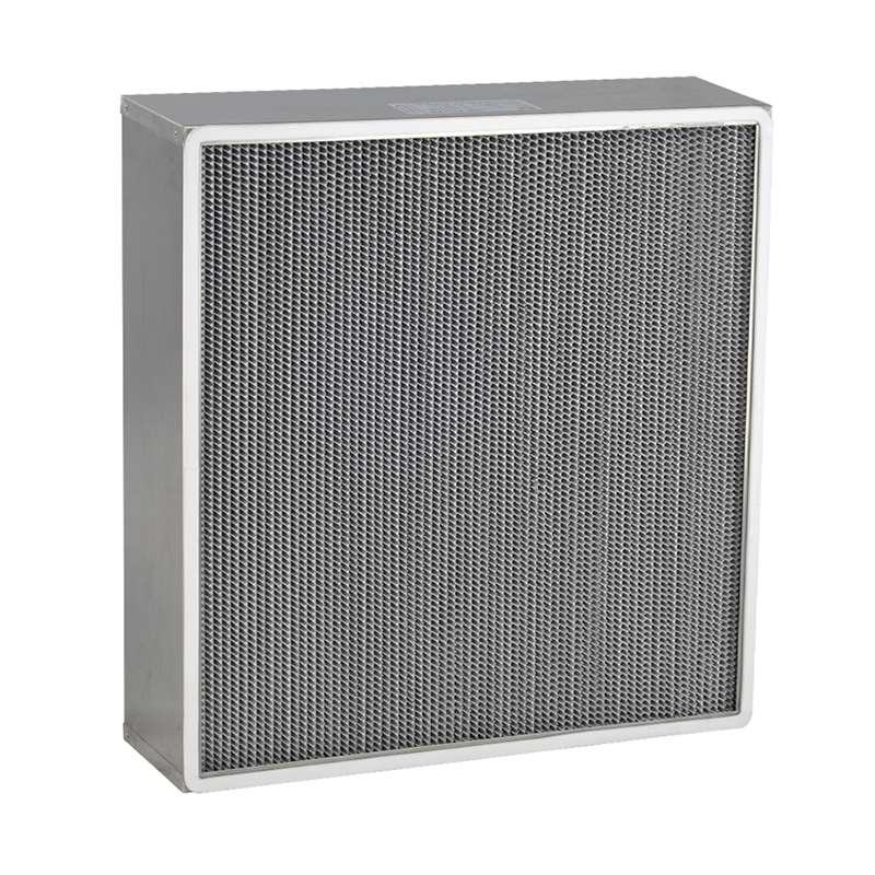 Stainless Steel Frame Aluminum Frame High Temperature Resistance Filters air filter