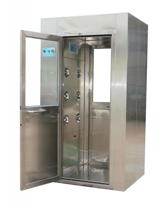 High performance High seal Clean air shower room one or two person air shower Winddriprooms