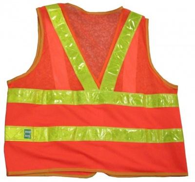 發光反心 Reflective Tape Vest