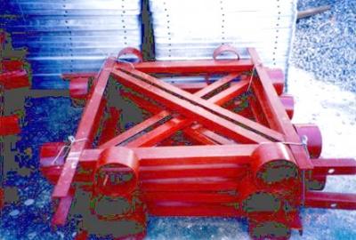 竹棚托架 Structure Steel Bracket