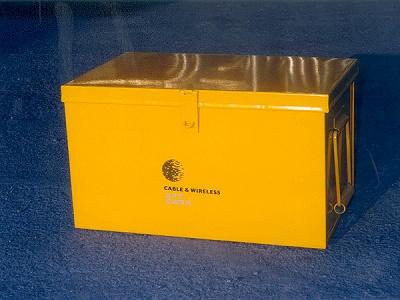 香港電訊公司工具箱 Steel Tools Box