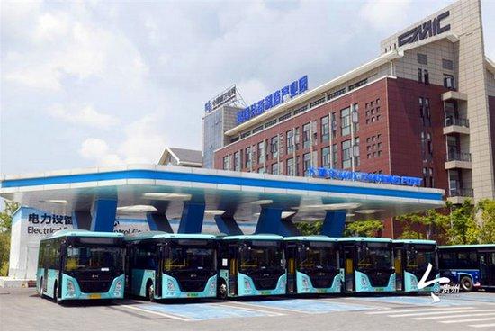 贵安新区长江新能源汽车城