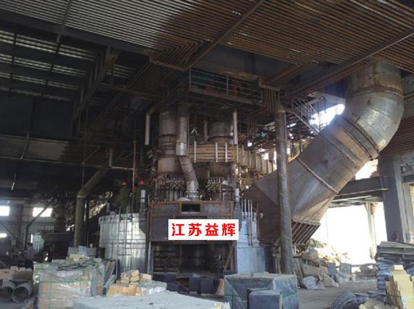 矿热炉的方法原理