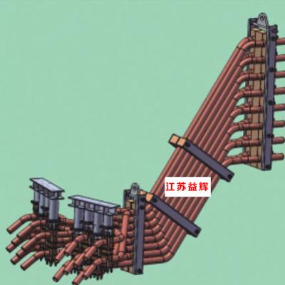 矿热炉低压导电部分