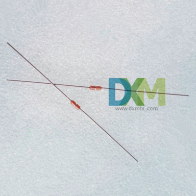 Glass Encapsulated High Precision NTC Thermistor for temperature control-MF58 series