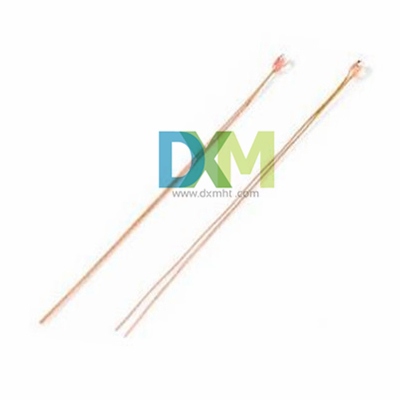 Single-ended Glass Encapsulated High Precise NTC Thermistor for temperature control-MF58D series