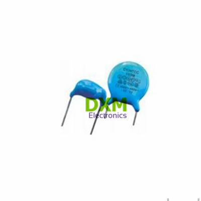 Safety standard recognized ceramic capacitor Y1,Y2 series