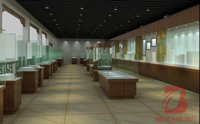 博物馆展柜生产厂家,深圳倍力展示对展馆的设计观点