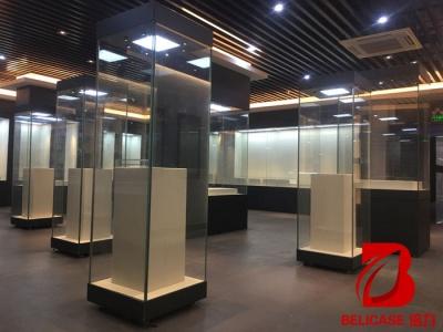 博物馆独立展柜M003