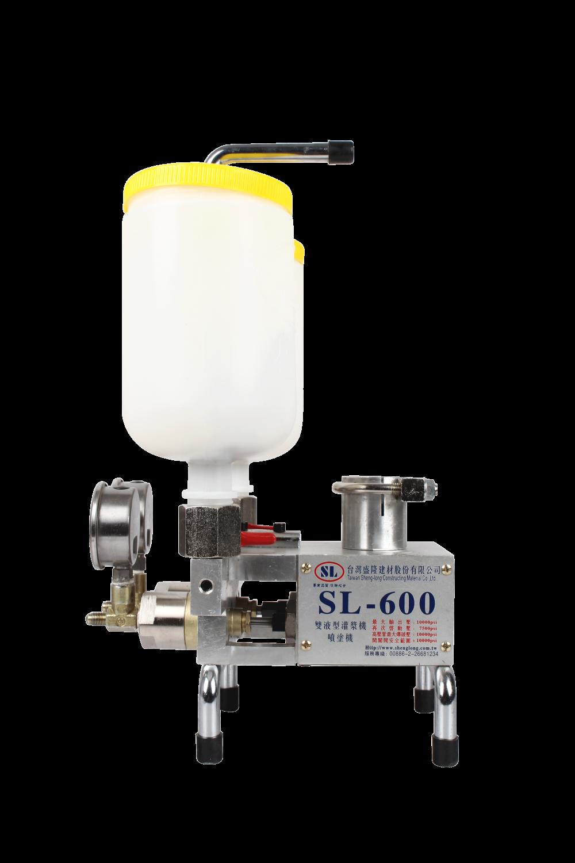 SL-600高压灌浆堵漏机