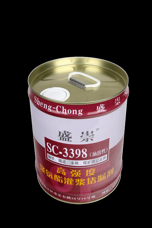 SC-3398油溶性-高强度聚氨酯灌浆堵漏剂
