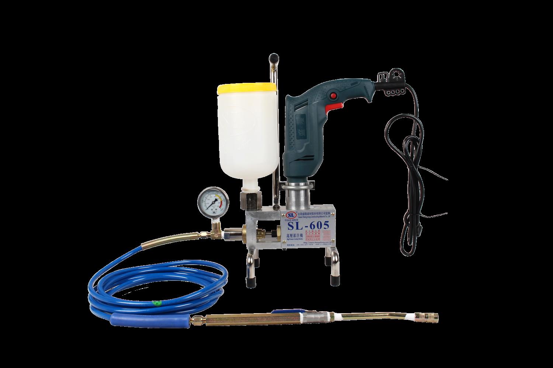 SL-605高压灌注机