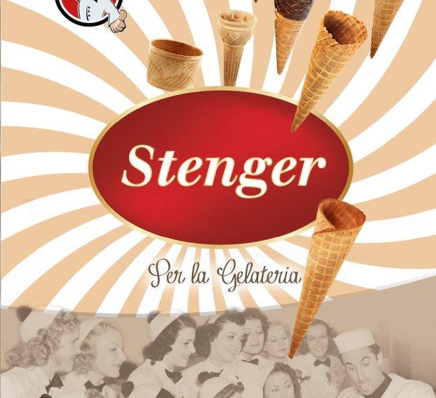 与德国蛋筒老牌Stenger合作!