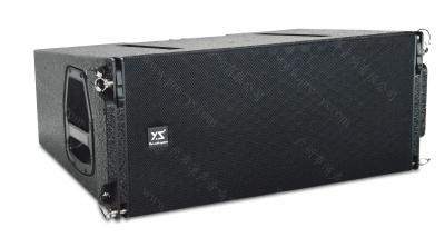DCM双十寸线阵列音箱