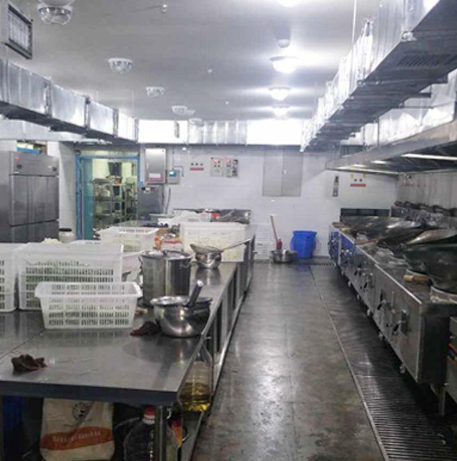 攀枝花国际康养学院学校食堂厨房设备工程项目