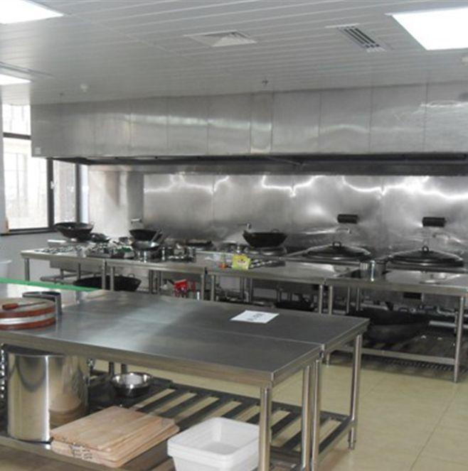 成都温江武装部职工食堂厨房设备项目