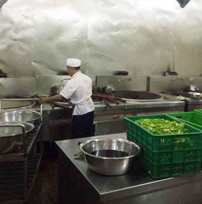 四川交通管理学校食堂不锈钢厨具采购项目