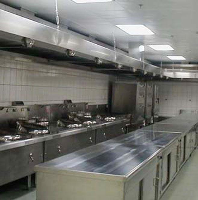 成都电力公司职工食堂厨房设备