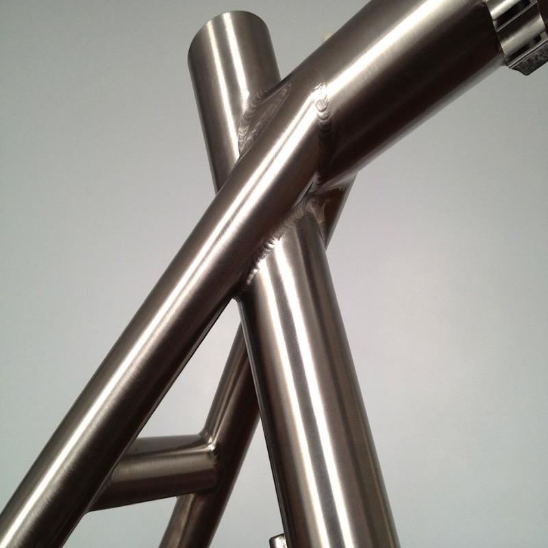 Bicycle Frame Tubing
