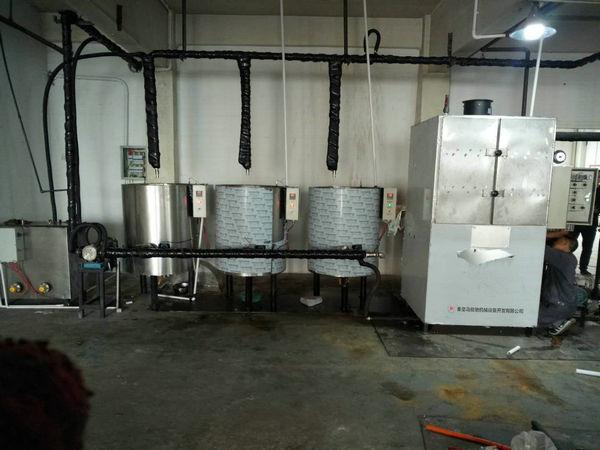 快速蜡处理系统/中温蜡精铸设备/精密铸造设备