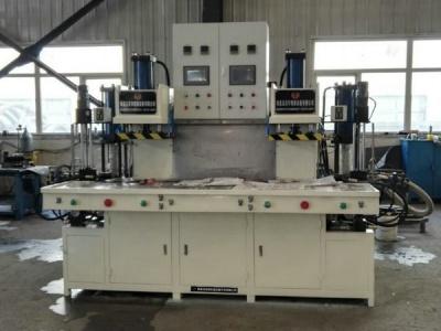 双工位C型免缸智能注蜡机-JC-SZMZJ-10T