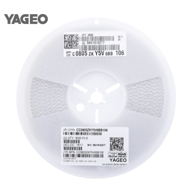 YAGEO Chip capacitors