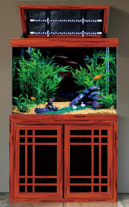 森森小款鱼缸