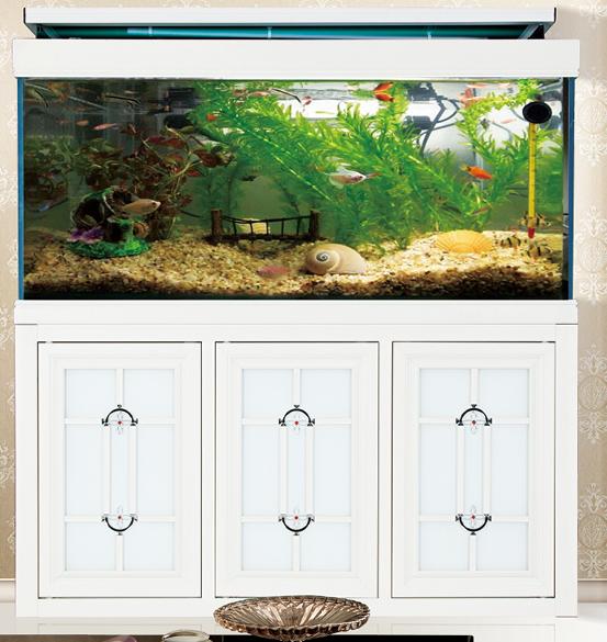 现代款鱼缸