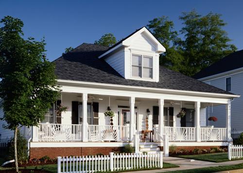 美式輕鋼結構別墅