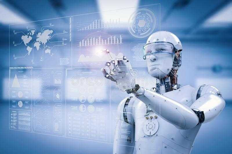 机器人的出现引发了又一次社会变革