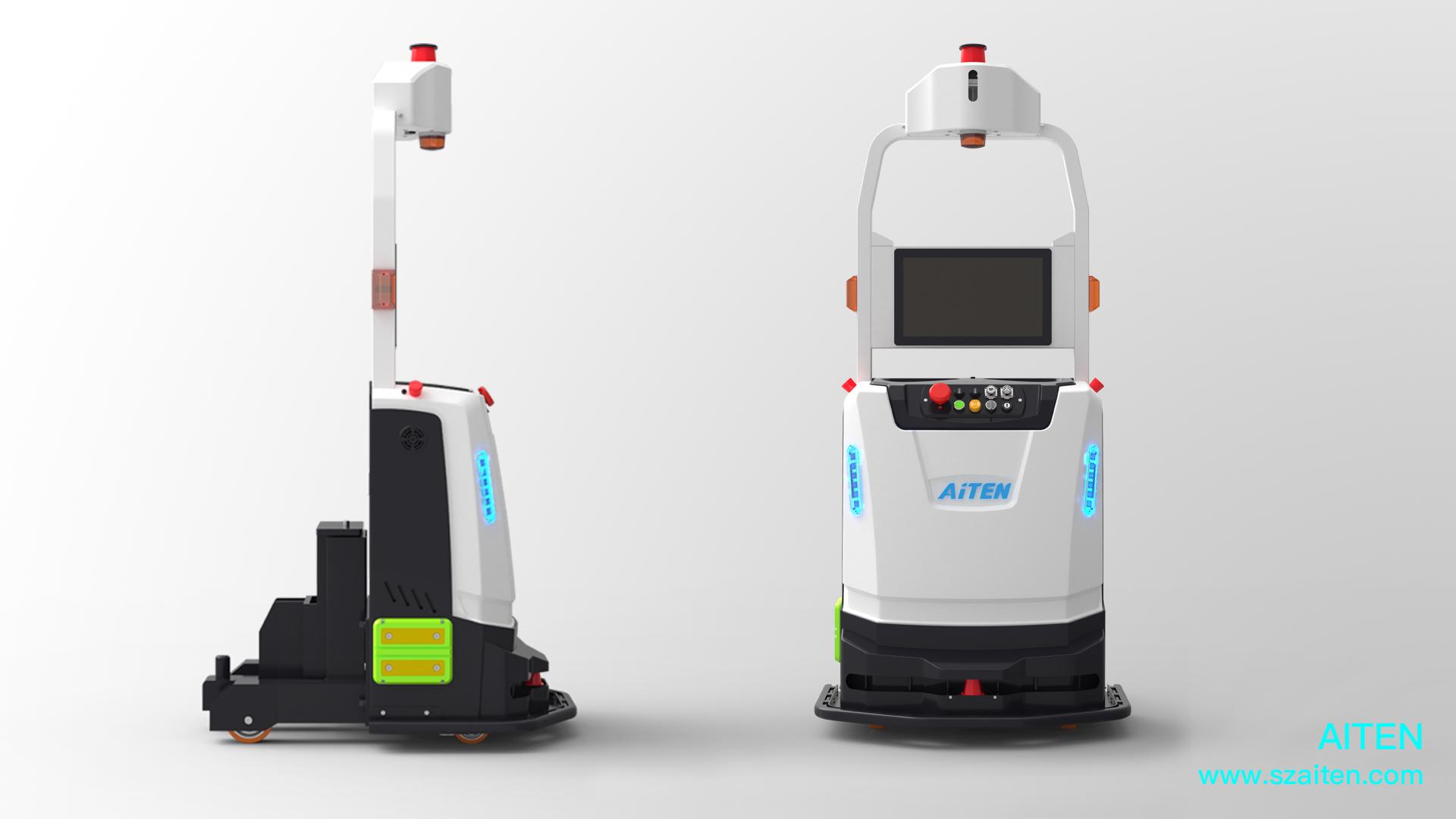AGV机器人企业从少到多,是什么让他们如此坚持?
