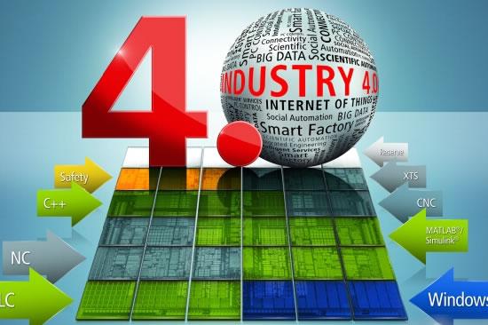 工业4.0战略的3大智能主题
