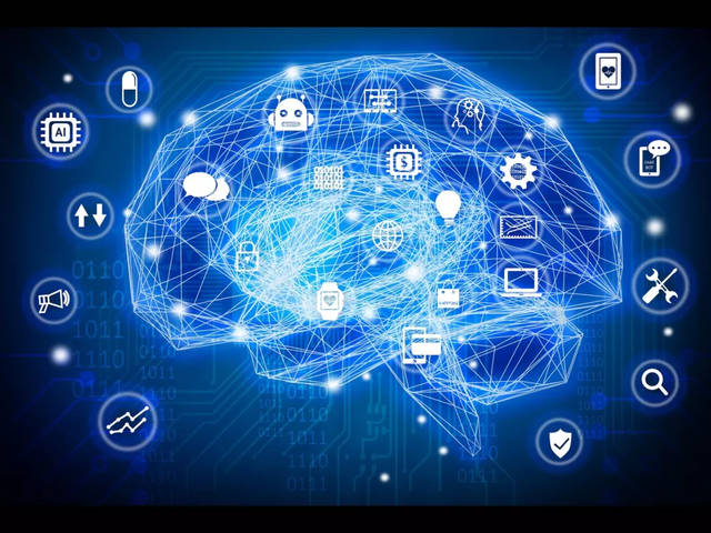 """各行业基于""""5G+人工智能""""组合进行融合"""