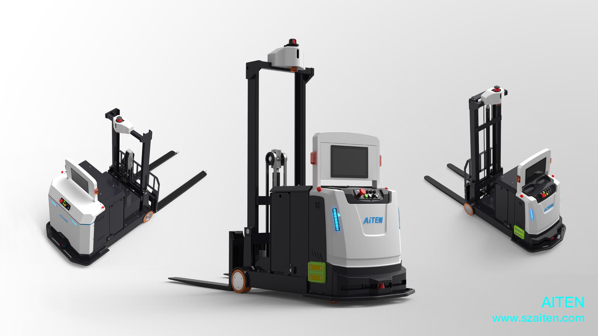 海豚之星AGV机器人完善弊端,扩大优势,将不断前进