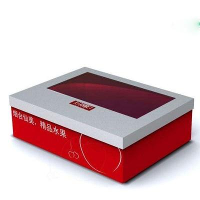 烟台精品水果彩盒