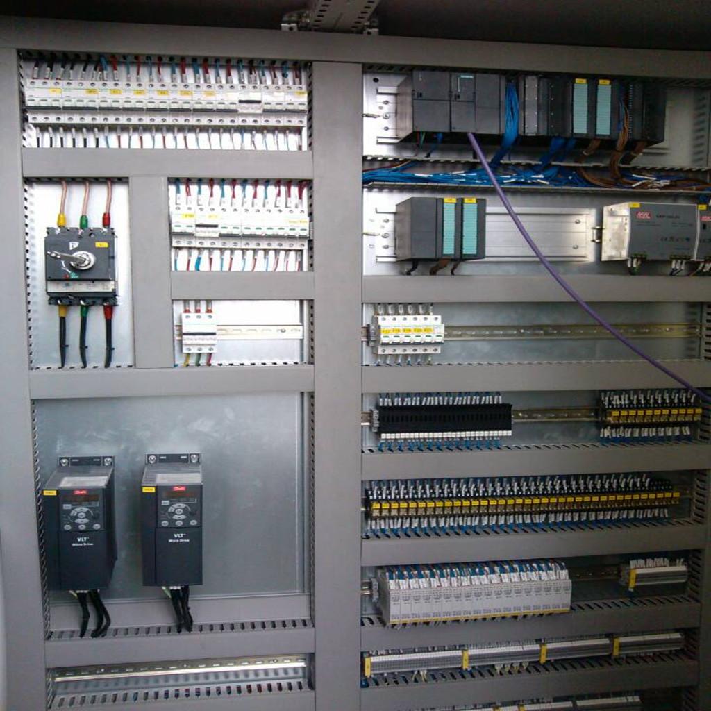 重庆配料PLC控制柜