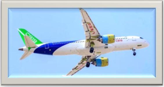 国产大客机C919对航空螺栓和螺...