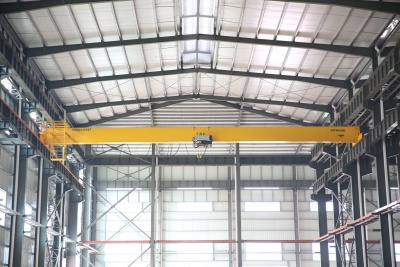 LDSF Single Girder Bridge Crane