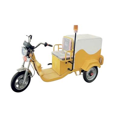 LB3BJ090电动铁箱体快速保洁车