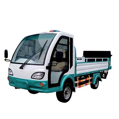 LB4YT008和谐款八桶清运车(可订制六桶/十桶)
