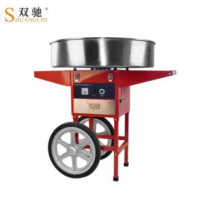 电热棉花糖机车