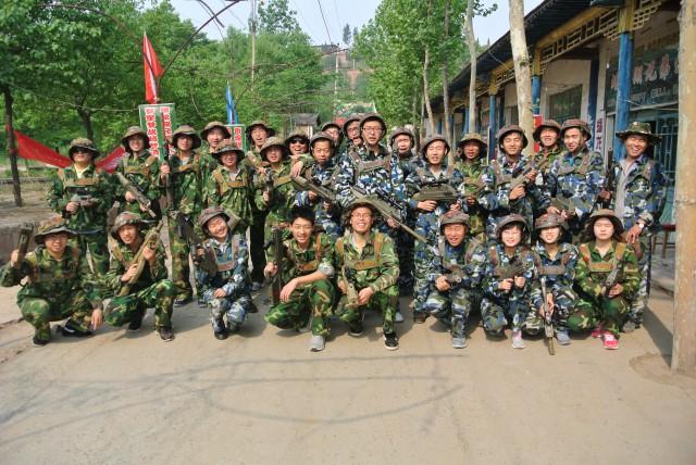 潤志兄弟連CS野戰對抗賽