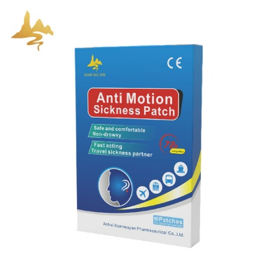 Anti Motion Sickness Patch