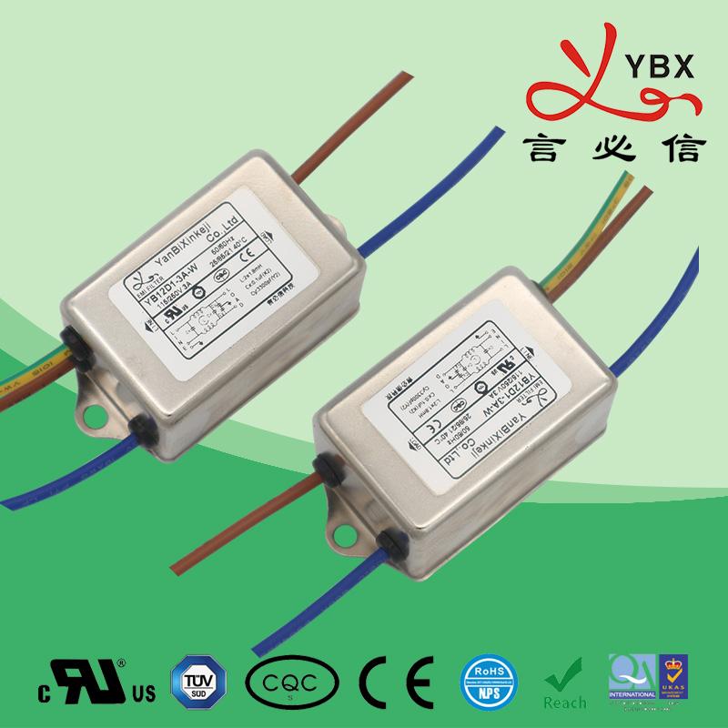 Industrial Enhanced Power Filter 21-22-35 Line 10A